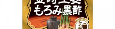 金時生姜もろみ黒酢3ヶ月分